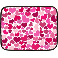 Heart 2014 0933 Fleece Blanket (mini)