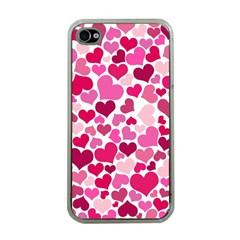 Heart 2014 0933 Apple Iphone 4 Case (clear) by JAMFoto