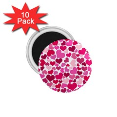 Heart 2014 0933 1 75  Magnets (10 Pack)  by JAMFoto
