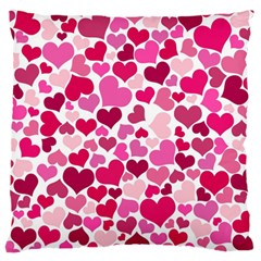 Heart 2014 0933 Standard Flano Cushion Cases (one Side)  by JAMFoto