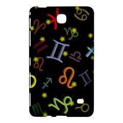 All Floating Zodiac Signs Samsung Galaxy Tab 4 (7 ) Hardshell Case  by theimagezone