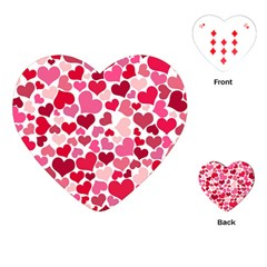 Heart 2014 0934 Playing Cards (Heart)  by JAMFoto
