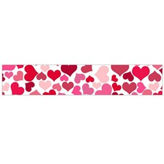 Heart 2014 0934 Flano Scarf (large)