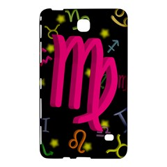 Virgo Floating Zodiac Sign Samsung Galaxy Tab 4 (8 ) Hardshell Case  by theimagezone