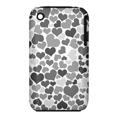Heart 2014 0936 Apple Iphone 3g/3gs Hardshell Case (pc+silicone) by JAMFoto
