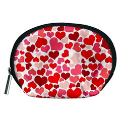 Heart 2014 0937 Accessory Pouches (Medium)  by JAMFoto