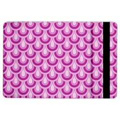 Awesome Retro Pattern Lilac Ipad Air 2 Flip by ImpressiveMoments