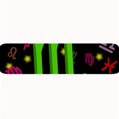 Scorpio Floating Zodiac Sign Large Bar Mats by theimagezone