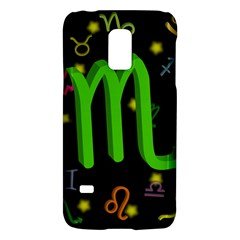 Scorpio Floating Zodiac Sign Galaxy S5 Mini by theimagezone