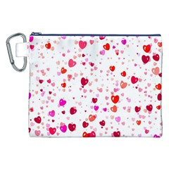 Heart 2014 0601 Canvas Cosmetic Bag (xxl)  by JAMFoto