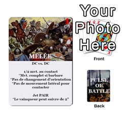 Pulse Of Battle Romain By Antoine Bourguilleau   Playing Cards 54 Designs   Mx3a2h7877b0   Www Artscow Com Front - Heart8