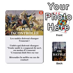 Pulse Of Battle Romain By Antoine Bourguilleau   Playing Cards 54 Designs   Mx3a2h7877b0   Www Artscow Com Front - Spade4