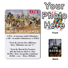 Ace Pulse Of Battle Romain By Antoine Bourguilleau   Playing Cards 54 Designs   Mx3a2h7877b0   Www Artscow Com Front - ClubA