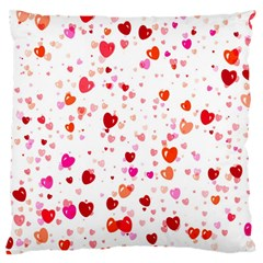 Heart 2014 0602 Large Cushion Cases (two Sides)