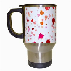 Heart 2014 0603 Travel Mugs (white) by JAMFoto