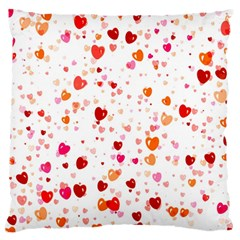 Heart 2014 0603 Standard Flano Cushion Cases (one Side)  by JAMFoto