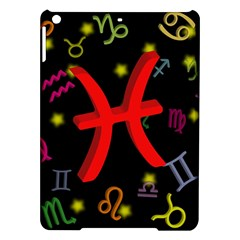Pisces Floating Zodiac Sign Ipad Air Hardshell Cases by theimagezone