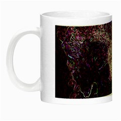 Space Like No 1 Night Luminous Mugs by timelessartoncanvas