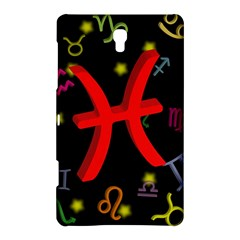 Pisces Floating Zodiac Sign Samsung Galaxy Tab S (8 4 ) Hardshell Case  by theimagezone