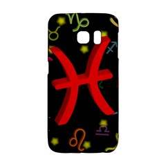 Pisces Floating Zodiac Sign Galaxy S6 Edge