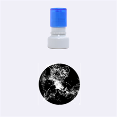 Space Like No 1 Rubber Round Stamps (small)