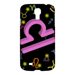 Libra Floating Zodiac Sign Samsung Galaxy S4 I9500/i9505 Hardshell Case by theimagezone