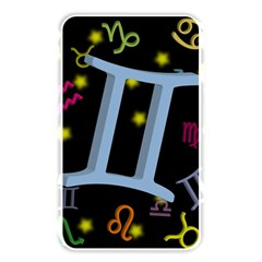 Gemini Floating Zodiac Sign Memory Card Reader by theimagezone