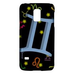Gemini Floating Zodiac Sign Galaxy S5 Mini by theimagezone