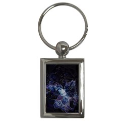Space Like No 3 Key Chains (rectangle)  by timelessartoncanvas