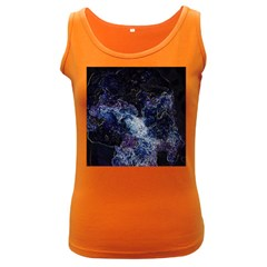 Space Like No 3 Women s Dark Tank Tops by timelessartoncanvas