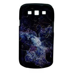 Space Like No.3 Samsung Galaxy S III Classic Hardshell Case (PC+Silicone) by timelessartoncanvas