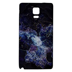 Space Like No 3 Galaxy Note 4 Back Case by timelessartoncanvas