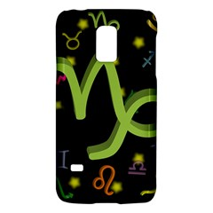 Capricorn Floating Zodiac Sign Galaxy S5 Mini by theimagezone