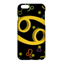 Cancer Floating Zodiac Sign Apple Iphone 6/6s Plus Hardshell Case by theimagezone