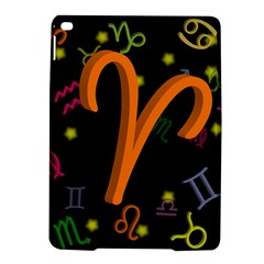 Aries Floating Zodiac Sign Ipad Air 2 Hardshell Cases by theimagezone