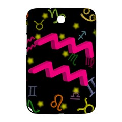 Aquarius Floating Zodiac Sign Samsung Galaxy Note 8 0 N5100 Hardshell Case  by theimagezone