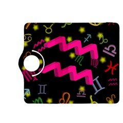 Aquarius Floating Zodiac Sign Kindle Fire Hdx 8 9  Flip 360 Case by theimagezone