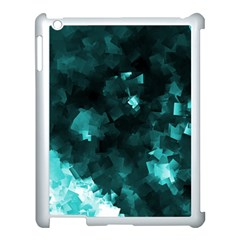 Space Like No 5 Apple Ipad 3/4 Case (white) by timelessartoncanvas