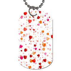 Heart 2014 0603 Dog Tag (Two Sides) by JAMFoto