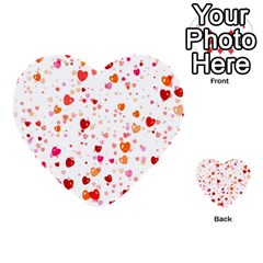 Heart 2014 0603 Multi Purpose Cards (heart)  by JAMFoto