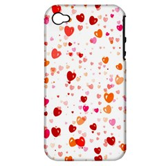 Heart 2014 0603 Apple Iphone 4/4s Hardshell Case (pc+silicone) by JAMFoto