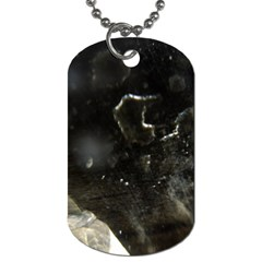 Space Like No 6 Dog Tag (two Sides) by timelessartoncanvas