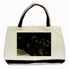 Space Like No 6 Basic Tote Bag (two Sides)  by timelessartoncanvas