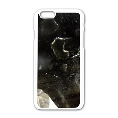 Space Like No 6 Apple Iphone 6 White Enamel Case by timelessartoncanvas