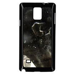 Space Like No.6 Samsung Galaxy Note 4 Case (Black) by timelessartoncanvas