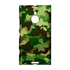 Camouflage Green Nokia Lumia 1520 by MoreColorsinLife