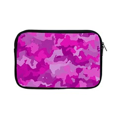 Camouflage Hot Pink Apple Ipad Mini Zipper Cases by MoreColorsinLife