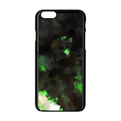 Space Like No 7 Apple Iphone 6 Black Enamel Case by timelessartoncanvas