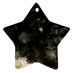 Space Like No 8 Star Ornament (two Sides)  by timelessartoncanvas