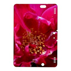 Red Rose Kindle Fire Hdx 8 9  Hardshell Case by timelessartoncanvas